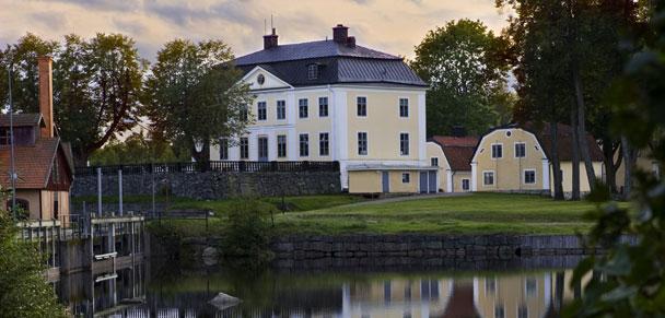 Schenströmska Herrgården - Konferens Västmanland